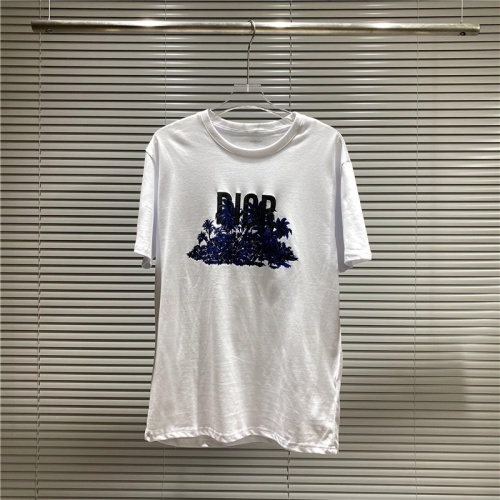 Cheap Christian Dior T-Shirts Short Sleeved For Men #869400 Replica Wholesale [$29.00 USD] [W#869400] on Replica Christian Dior T-Shirts