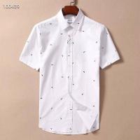 Armani Shirts Short Sleeved For Men #869174