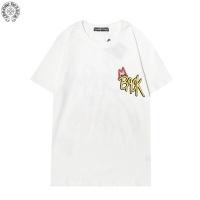 Chrome Hearts T-Shrits Short Sleeved For Men #869375