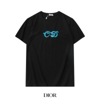 Christian Dior T-Shirts Short Sleeved For Men #869393