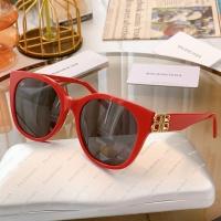 Balenciaga AAA Quality Sunglasses #869821