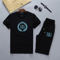 Dolce & Gabbana D&G Tracksuits Short Sleeved For Men #870436