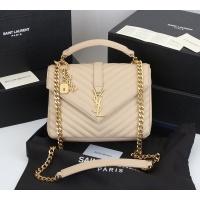 Yves Saint Laurent YSL AAA Messenger Bags For Women #870854