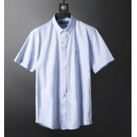 HAZZYS Shirts Short Sleeved For Men #871021