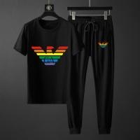 Armani Tracksuits Short Sleeved For Men #871115