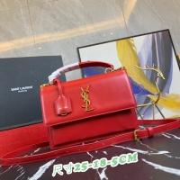 Yves Saint Laurent YSL AAA Messenger Bags For Women #871374