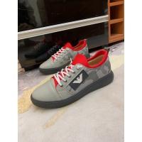 Cheap Armani Casual Shoes For Men #872162 Replica Wholesale [$76.00 USD] [W#872162] on Replica Armani Casual Shoes