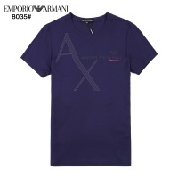 Armani T-Shirts Short Sleeved For Men #872210