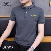 Armani T-Shirts Short Sleeved For Men #872573