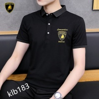 Lamborghini New T-shirt Short Sleeved For Men #872613