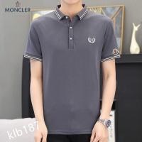 Moncler T-Shirts Short Sleeved For Men #872625