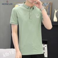 Moncler T-Shirts Short Sleeved For Men #872626