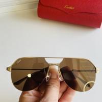 Cartier AAA Quality Sunglasses #872696