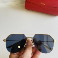 Cartier AAA Quality Sunglasses #872698