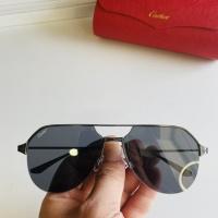 Cartier AAA Quality Sunglasses #872699