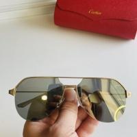 Cartier AAA Quality Sunglasses #872700
