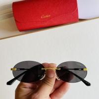 Cartier AAA Quality Sunglasses #873521