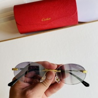 Cartier AAA Quality Sunglasses #873522