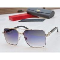 Cartier AAA Quality Sunglasses #873843