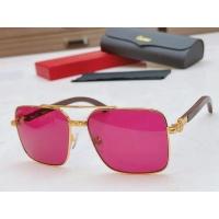 Cartier AAA Quality Sunglasses #873846