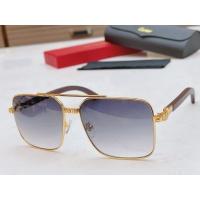 Cartier AAA Quality Sunglasses #873847