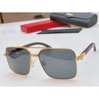 Cartier AAA Quality Sunglasses #873848