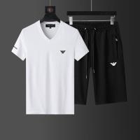 Armani Tracksuits Short Sleeved For Men #874111