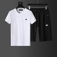 Armani Tracksuits Short Sleeved For Men #874115