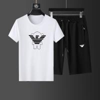 Armani Tracksuits Short Sleeved For Men #874116