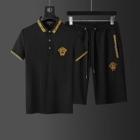 Versace Tracksuits Short Sleeved For Men #874154