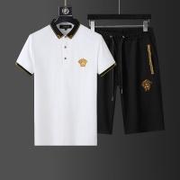 Versace Tracksuits Short Sleeved For Men #874156