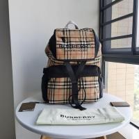 Burberry AAA Man Backpacks #874529