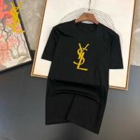 Yves Saint Laurent YSL T-shirts Short Sleeved For Men #875256