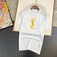 Yves Saint Laurent YSL T-shirts Short Sleeved For Men #875258