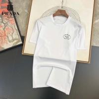 Prada T-Shirts Short Sleeved For Men #875263