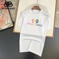 Balenciaga T-Shirts Short Sleeved For Men #875283