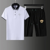 Versace Tracksuits Short Sleeved For Men #876302