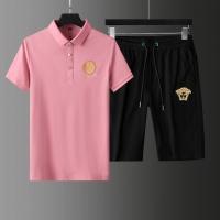 Versace Tracksuits Short Sleeved For Men #876304