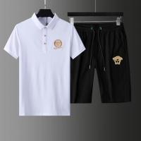 Versace Tracksuits Short Sleeved For Men #876305