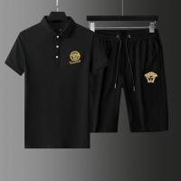 Versace Tracksuits Short Sleeved For Men #876306