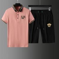 Versace Tracksuits Short Sleeved For Men #876307