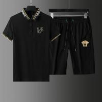 Versace Tracksuits Short Sleeved For Men #876308