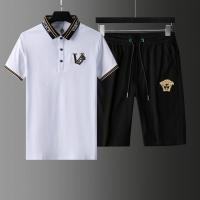 Versace Tracksuits Short Sleeved For Men #876309
