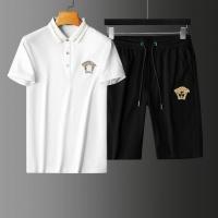 Versace Tracksuits Short Sleeved For Men #876310