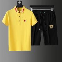 Versace Tracksuits Short Sleeved For Men #876312