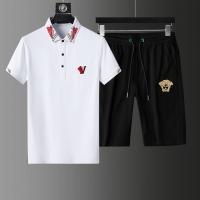 Versace Tracksuits Short Sleeved For Men #876313