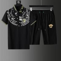 Versace Tracksuits Short Sleeved For Men #876315