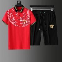 Versace Tracksuits Short Sleeved For Men #876317