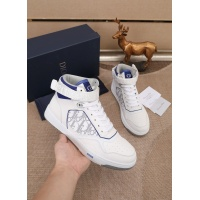Christian Dior High Tops Shoes For Men #877133