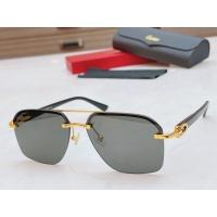 Cartier AAA Quality Sunglasses #877271
